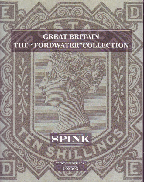 "79000 - GREAT BRITAIN: THE ""FORDWATER"" COLLECTION. Spink a..."