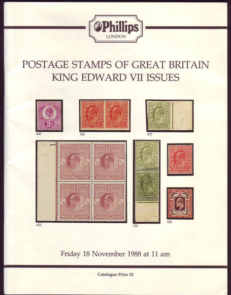 79227 - POSTAGE STAMPS OF GREAT BRITIAN KING EDWARD VII IS...