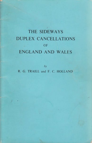 81766 - THE SIDEWAYS DUPLEX CANCELLATIONS OF ENGLAND and WAL...