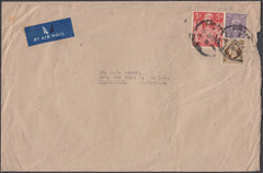 83086 - 1947 large envelope (230x150mm) London to Melbourn...