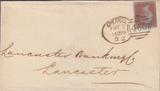 83461 - LIVERPOOL SPOON TYPE B2 (RA57). 1856 wrapper Liverpool to