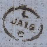 83487 - LIVERPOOL SPOON TYPE C4 (RA69). 1857 printed price...