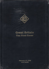84851 - GREAT BRITAIN - THE FIRST COVER. The superb hardba...