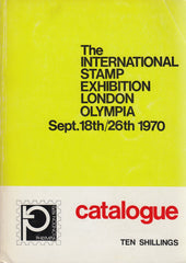 84921 - THE INTERNATIONAL STAMP EXHIBITION LONDON OLYMPIA ...