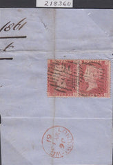 86308 - PL.65(CC BC)(SG40). 1861 piece with two used examp...