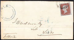 88681 - LINCS/CROWLE UDC (LI243)/PL.66(EG)(SG8). 1847 wrapper Crowle to Lee...