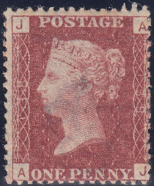 90631 - PL.138 (AJ)(SG43). A good large part o.g.1869 1d...
