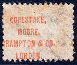 "90688 - ""COPESTAKE, MOORE, CRAMPTON and CO. LONDON."" UNDERPR..."
