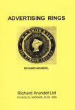 91062 - ADVERTISING RINGS BY RICHARD ARUNDEL. Fine copy of...