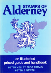 91145 - STAMPS OF ALDERNEY - AN ILLUSTRATED PRICED GUIDE A...