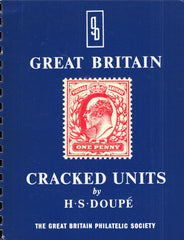 91365 - GREAT BRITAIN - CRACKED UNITS BY H.S.DOUPE. Fine c...
