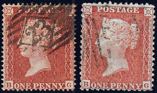 96011 - PL.4 MATCHED PAIR S.C.16 (SG21) AND L.C.14 (SPEC C...