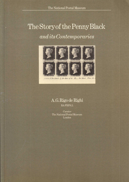 96123 - THE STORY OF THE PENNY BLACK AND ITS CONTEMPORARIE...