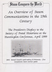 "96174 - ""STEAM CONQUERS THE WORLD"" - AN OVERVIEW OF STEAM ..."