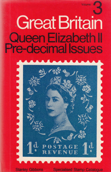 96193 - GREAT BRITAIN QUEEN ELIZABETH II PRE-DECIMAL ISSUE...