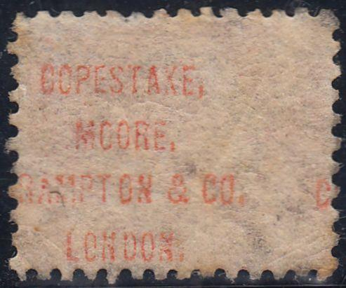 "96606 - ""COPESTAKE, MOORE, CRAMPTON AND CO.LONDON."" OFFICIAL..."
