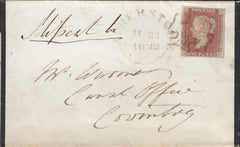 99179 - MALTESE CROSS OF BANBURY ON COVER/pl.20 (MD)(SG8).
