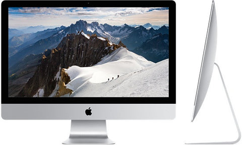 iMac 27-inch 3.3GHz QC/ 8GB/ 2TB Fusion / M395 / Retina 5K Display