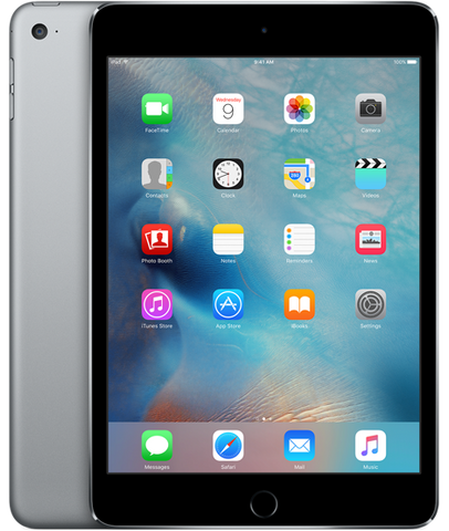 iPad mini 4 Retina Wi-Fi - Space grey