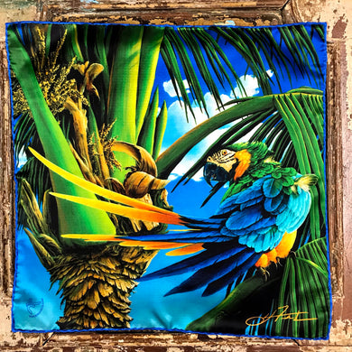 Macaw In Paradise by Gary Fenske - The PERSONA Store