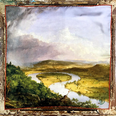 The Oxbow by Thomas Cole - The PERSONA Store