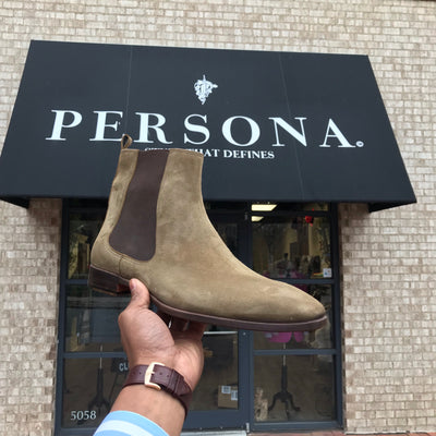 Tyson Moore custom order - The PERSONA Store