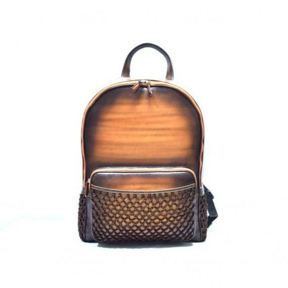 Domelo Brown Backpack - The PERSONA Store