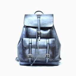 Trivoro Steel Blue Backpack - The PERSONA Store