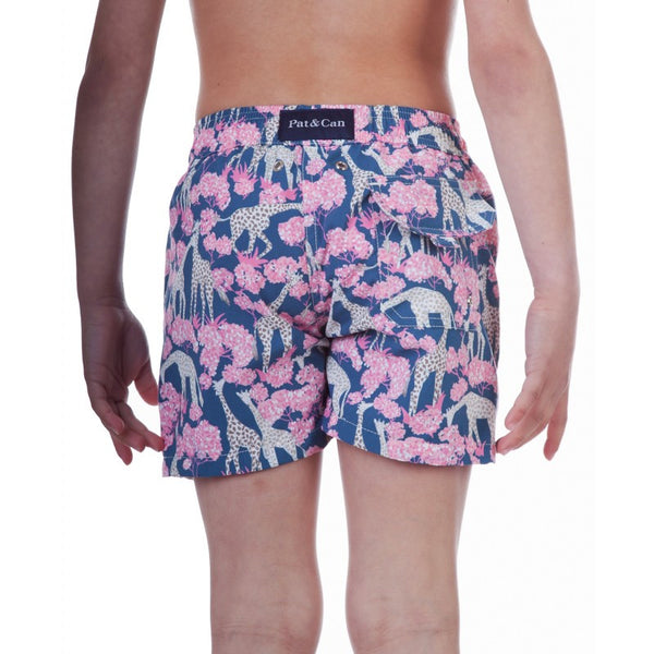 New - Men's Swimming Trunks from Pat & Can