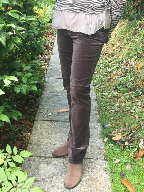 Amazing Woman Jeans 02MOONLT Slate Grey