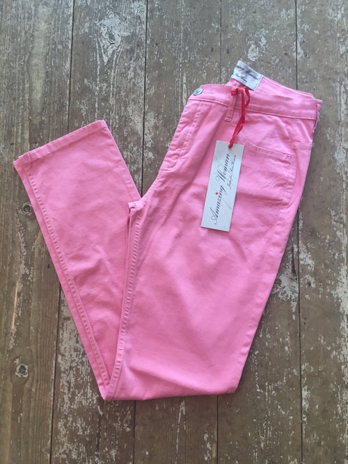 Amazing Woman Jeans 02MOONLT Lippy Pink