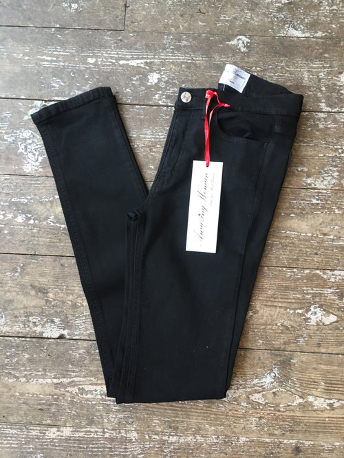 Amazing Woman Venus 11 Black Long Jeans