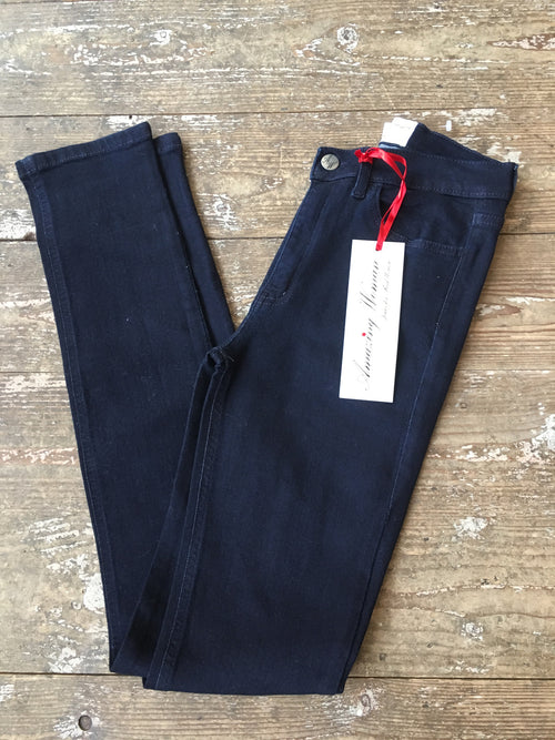 Amazing Woman Venus 11 Indigo Long Jeans