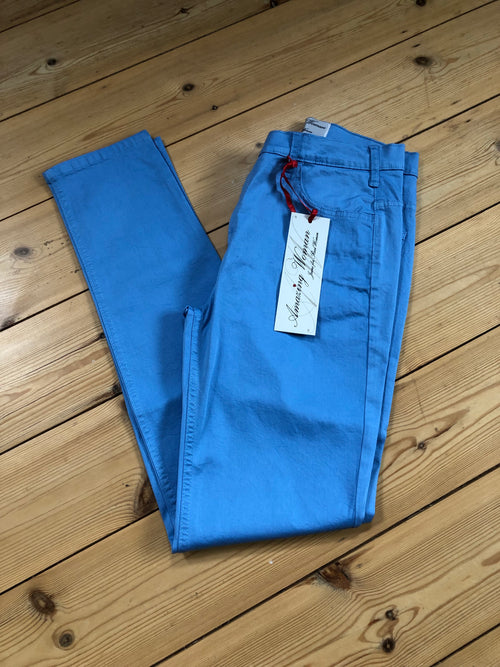 Amazing Woman Jeans 02MOONLT Cornflower Blue