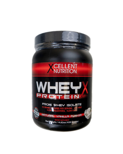 Xcellent Nutrition Protein