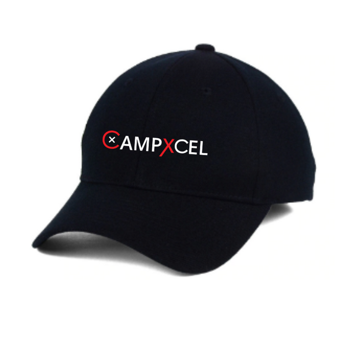 Dad Hats -Camp Xcel Logo