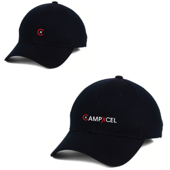 Dad Hats -CX Logo & Camp Xcel Logo