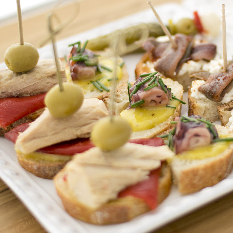 Pintxos Pronto: Some Ideas for Your Holiday Party