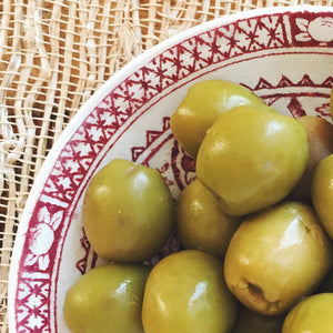 Anchovy Stuffed Olives of