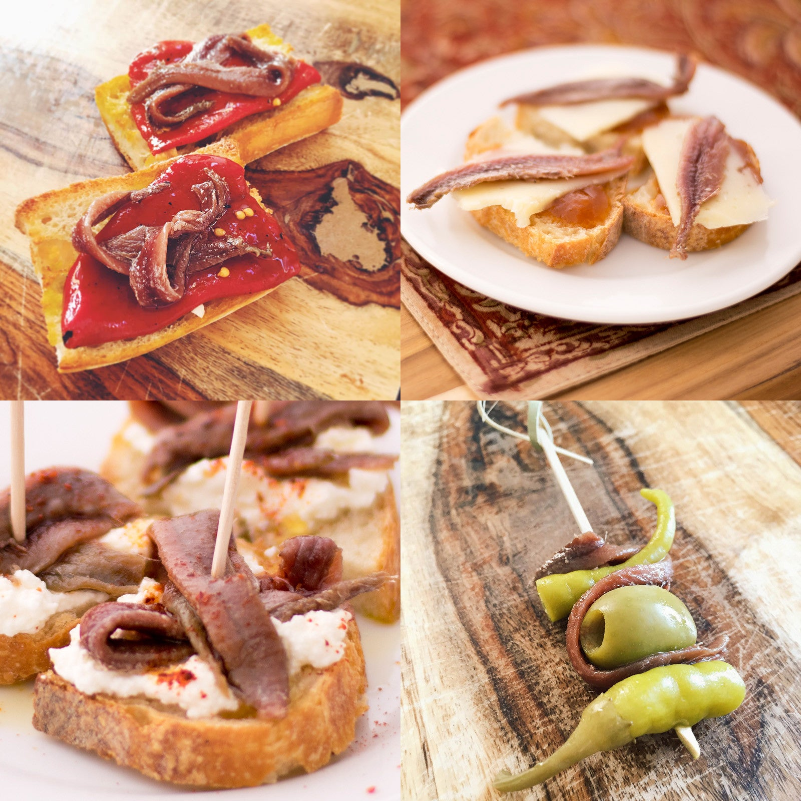 Cantabrian Anchovies: Serving Suggestions & Recipes
