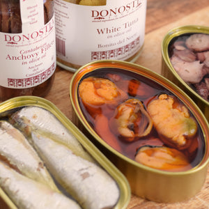 Overcome Diabolical Childhood Memories with Spanish Canned Seafood