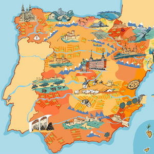 Spain: An Open Kitchen from Google and the Royal Academy of Gastronomy