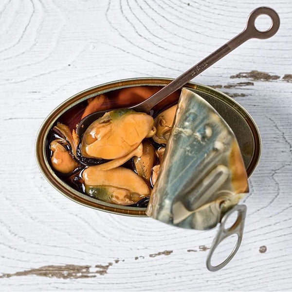 "Donostia Foods Mussels: On the ""Secret Menu"" at Cafe Gala at the Salvador Dali Museum"