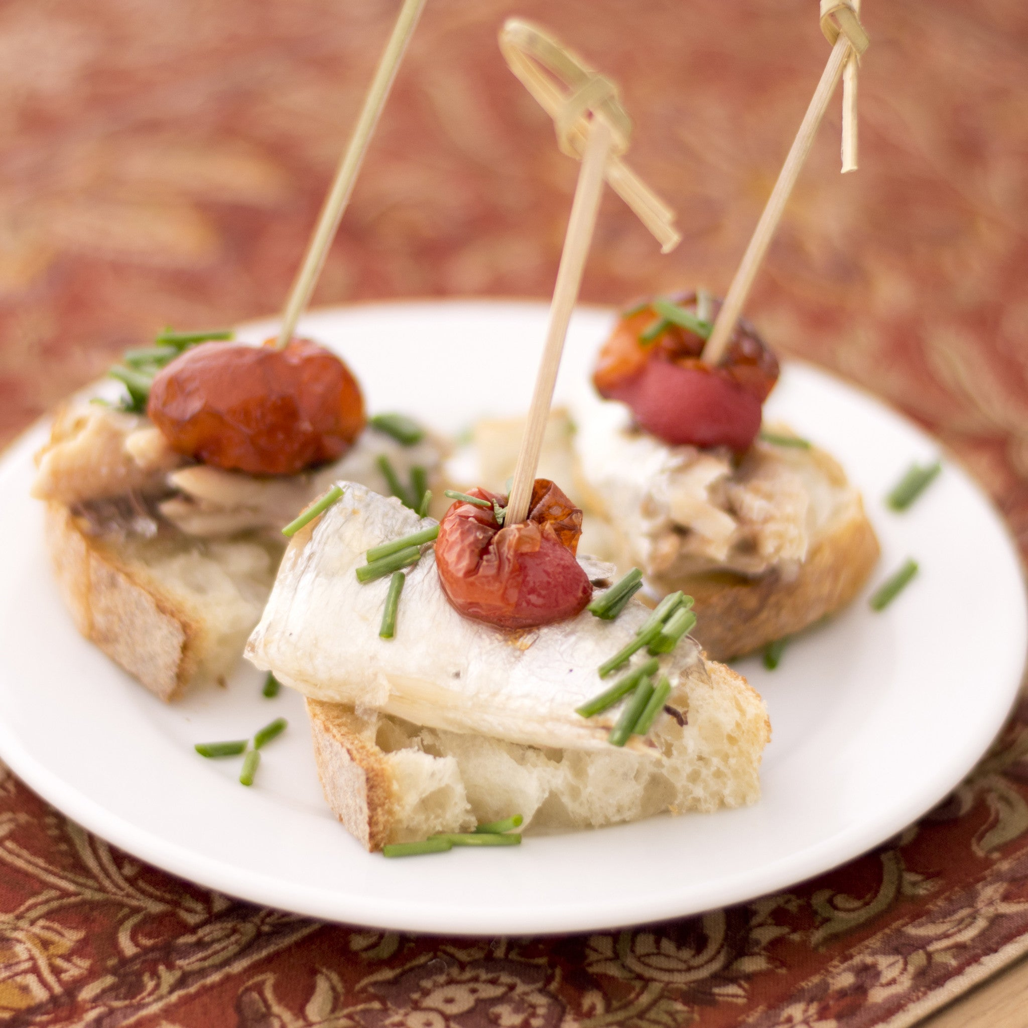 Easy 30 Minute Spanish Appetizers for a Pintxo Party