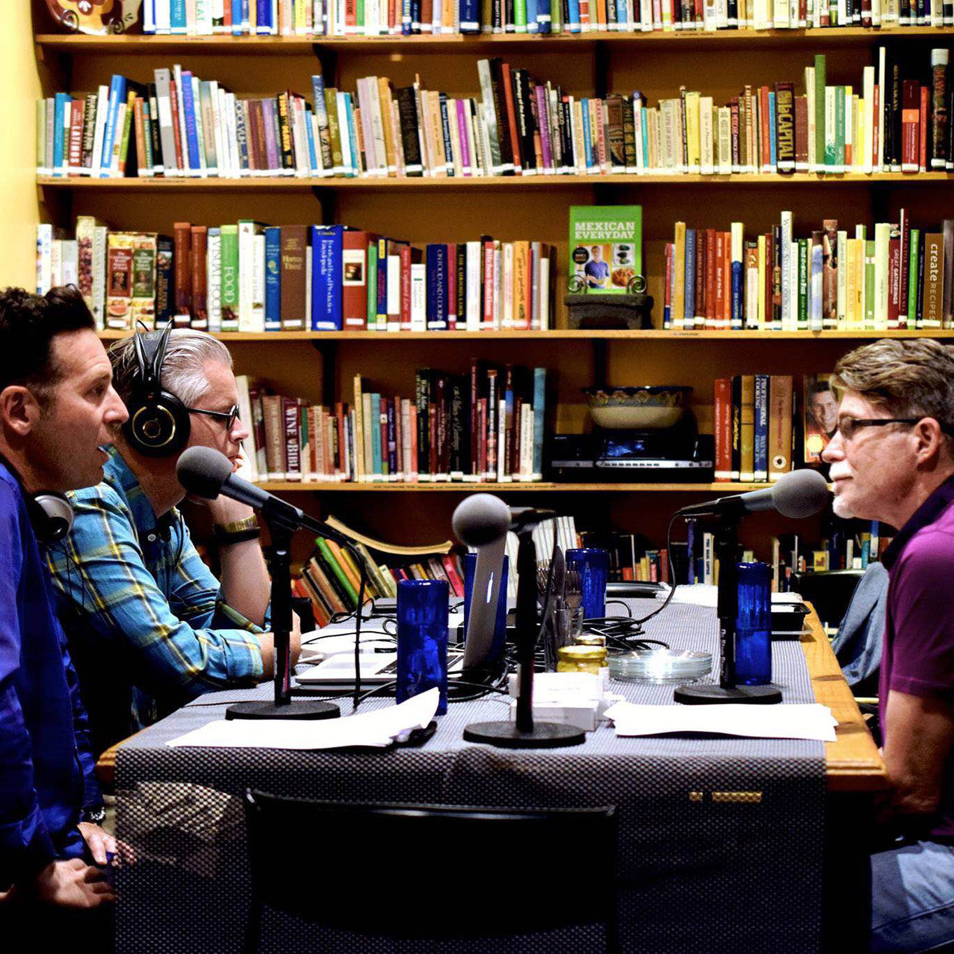 Donostia Foods on The Feed Podcast with Rick Bayless & Steve Dolinsky