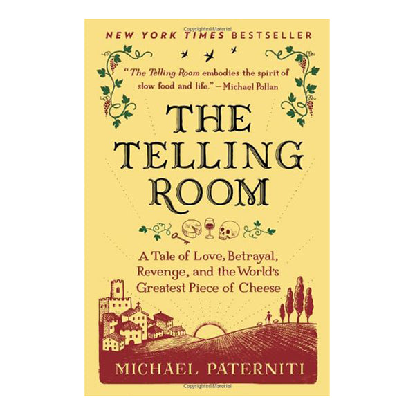 Reading Recommendation: The Telling Room