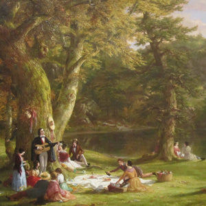 Thomas Cole - The Picnic