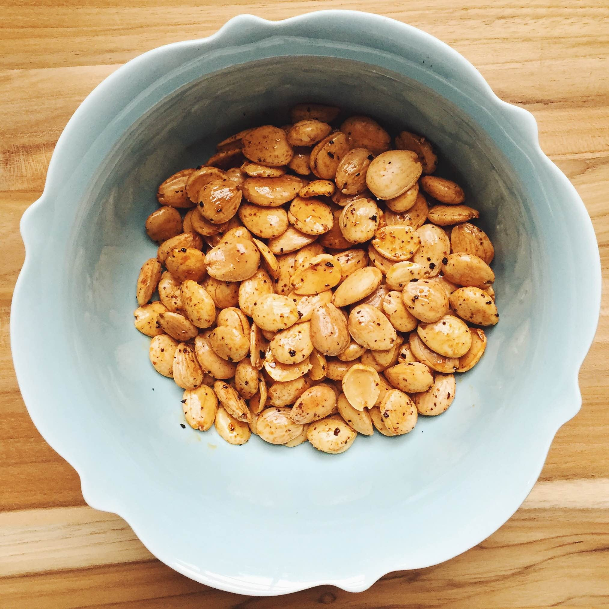 Toasted Marcona Almonds with Piment d'Espelette