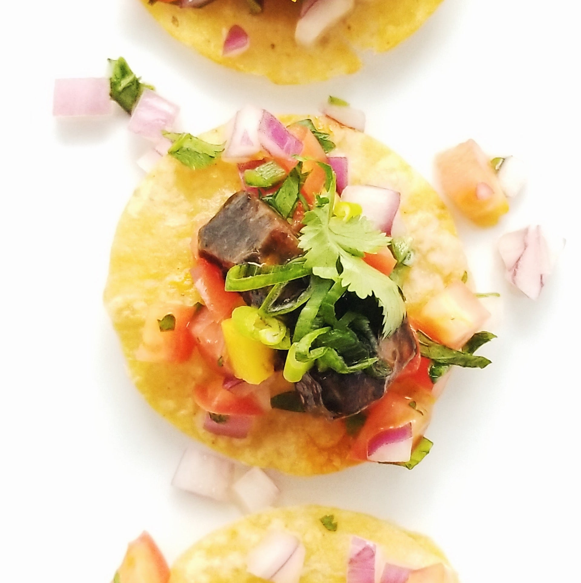 Chef Andy Suarez: Tostadas de Calamares en Tinta (Squid in Ink)