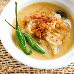 Thai coconut soup with tinned clams - Donostia Foods